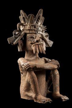 Tláloc - Museo Nacional de Antropología
