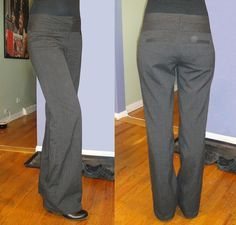 diy: how to take in pants at the waist