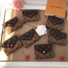 Louis Vuitton wallets $119.00 Lv Handbags, Louis Vuitton Wallet, Clutch Wallet, Gift Wrapping, Gifts, Wallets, Lady, Women, Gift Wrapping Paper