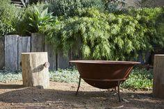 Coledale Australian Garden Design, Australian Native Garden, Coastal Gardens, Concrete Stairs, Italian Garden, Edible Garden, Garden Tools, Garden Ideas, Garden Inspiration