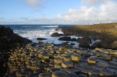 Giant's Causeway - Antrim - Northern Ireland