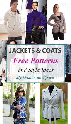 Jackets & Coats FREE Patterns