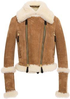 Burberry Shearling Biker Jacket https://api.shopstyle.com/action/apiVisitRetailer?id=518128821&pid=uid2500-37484350-28