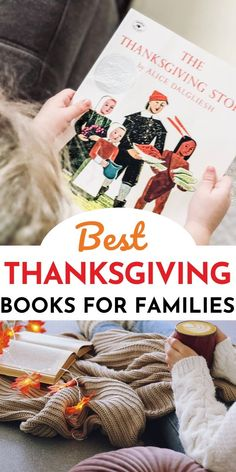 All Time Best Thanksgiving Books For Kids & Adults