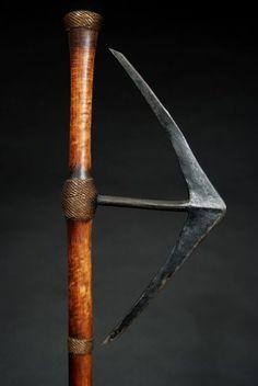 Africa   Prestige Scepter, Swaziland from Robert Dowling