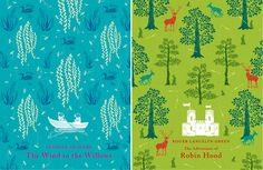 Book covers, Puffin Classics--how a children's classic should look