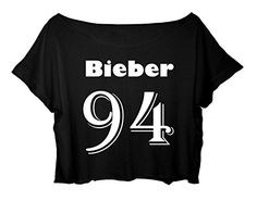 Women's Crop Top Justin Bieber Shirt Justin Bieber 1994 Year Birthday T-Shirt (black) http://www.amazon.com/dp/B015U3YJOO/ref=cm_sw_r_pi_dp_Z1Kbwb1KYDSXF