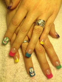 Easter Nail Designs 2014