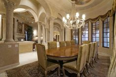 huge dining room   # Pinterest++ for iPad #