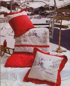 plus de 1000 id es propos de linge e lit sur pinterest saas fee et lieux. Black Bedroom Furniture Sets. Home Design Ideas