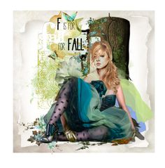 """Fall for Fall TAS October 15, 2016"" by fm3happy ❤ liked on Polyvore featuring art"