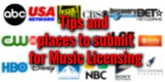 Tips for Music Licensing and Places to Submit - http://mixingmastering.co.uk/tips-for-music-licensing-and-places-to-submit/