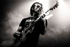 """Jesse """"Boots Electric"""" Hughes (The Eagles of Death Metal)"""