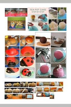 8- 3D taarten maken