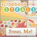 #papercraft #deals Daily Steals from ScrapbookSteals.com