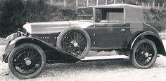 1926 Drophead Coupé by Page & Hunt