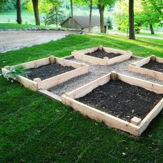 square foot gardening pretty sure this is the layout i am going for ... simple