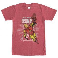 Iron Man T Shirts, Hoodies. Check price ==► https://www.sunfrog.com/Geek-Tech/Iron-Man.html?41382