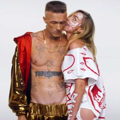 Cara Delevingne Gets Out-Weirded by Die Antwoord