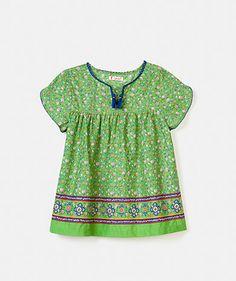 Blusa estampada Camisas   Menina  Kids (2-6 anos)  |  Túnicas  Menina  Kids (2-6 anos) | LANIDOR.COM - Shop Online