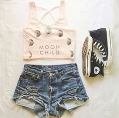 shirt moon child