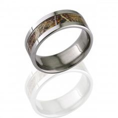 Realtree Max 4 Titanim Camouflage Ring 37500 Call To Order Custom Wedding Band Crafted In Either