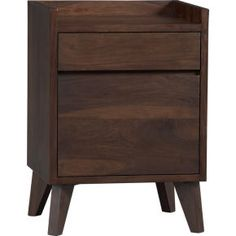 Strut Filing Cabinet in Filing Cabinets, Carts   Crate and Barrel