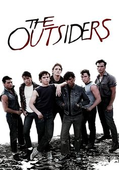 the outsiders by Niallo76