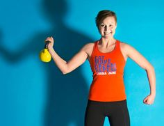 Kroppa timmiksi kahvakuulalla – kuuden liikkeen tehotreeni Kettlebell, Excercise, Athletic Tank Tops, Tank Man, Wellness, Workout, Health, Fitness, Sports