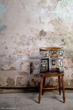 'Gallery Print' 45 x 45cm cushions by EMILY HUMPHREY www.emilyhumphrey.co.uk