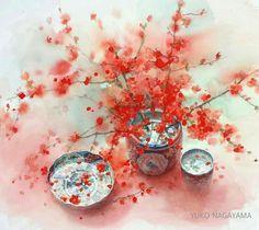 Художник Yuko Nagayama
