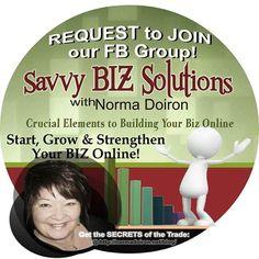 Savvy BIZ Solutions w. Norma Doiron