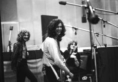 Led Zeppelin - studio