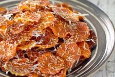 Baked Butternut Squash Chips with Parmesan Cheese — 7 Delicious, Nutritious Alternatives to Potato Chips