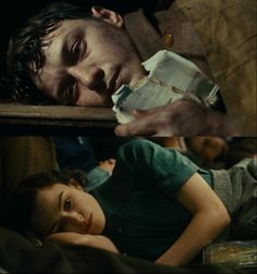 Atonement... but he's already dead here and she is only about to die... ugh. depressing.