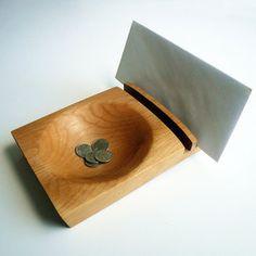 Sjotime Industries  Contemporary Wood Accent Pieces  Mail bowl