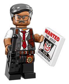 LEGO Minifigures - The LEGO Batman Movie Series announced   Brickset: LEGO set guide and database