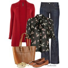 Ladylike business casual outfit