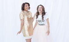 Ladypreneurs We Love l Adorn Media Group's Megan Elliott and Lauren Price