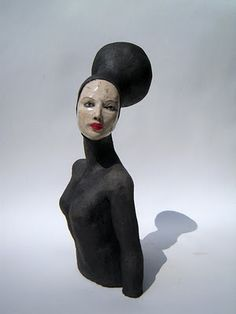 Oh, by the way...: BEAUTY: Sculpture--Melanie Bourget