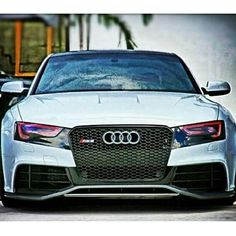 Audi devil headlights
