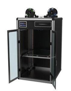 3D принтер Зверь 3.0  — 450000 руб. —  3D-принтер «Зверь» создан для использования в коммерческих целях. Область печати: 600*600*800 мм.