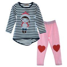 $18.59 BHL Girls Sets Long Sleeve Top Legging 3-8Y Heart (3-4Y, Navy Stripe) BHL,http://www.amazon.com/dp/B00EAHKC4S/ref=cm_sw_r_pi_dp_I3A0sb0270RK4AHG