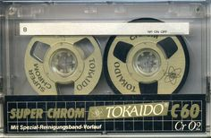 RAR!!! TOKAIDO Super Chrom , Audiocassette!!