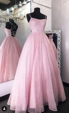 2020 Sparkly Prom Dresses Long Prom Dress Fashion School Dance Dress Winter Formal Dress 2020 Sparkly Prom Dresses Long Prom Dress Fashion School Dance Dress W – PromDressForGirl Sparkly Prom Dresses, Pretty Prom Dresses, Pink Prom Dresses, Ball Dresses, Homecoming Dresses, Beautiful Dresses, Club Dresses, Pink Sparkly Dress, Long Prom Gowns
