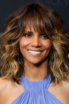 Halle Berry en novembre 2015. Plus