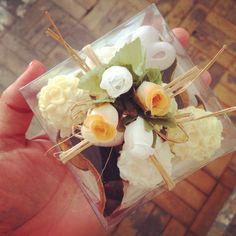 Simple,flowers and rustic - Luz e Aroma Sabonetes  Finos e Afins