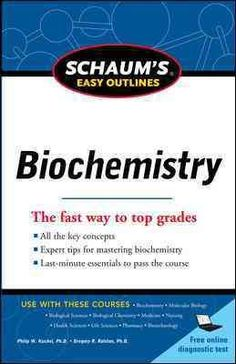 Schaum's Easy Outlines: Biochemistry