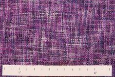 B&J Fabrics | Virgin Wool Cotton Tweed