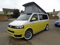 Remodeling Your Popup Camper: Putting Some New Life into an Old Unit - Way Outdoors Volkswagen Transporter, T5 Bus, Vw T5 Campervan, Transporter T3, Campervan Interior, Campervan Ideas, Volkswagen Bus, Vw Camper, Camper Life